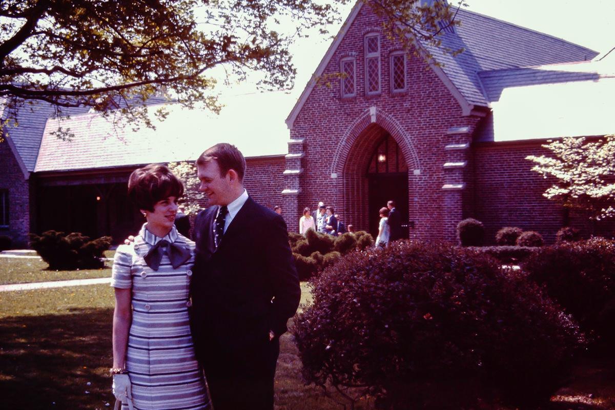 1968: Jan, Bill