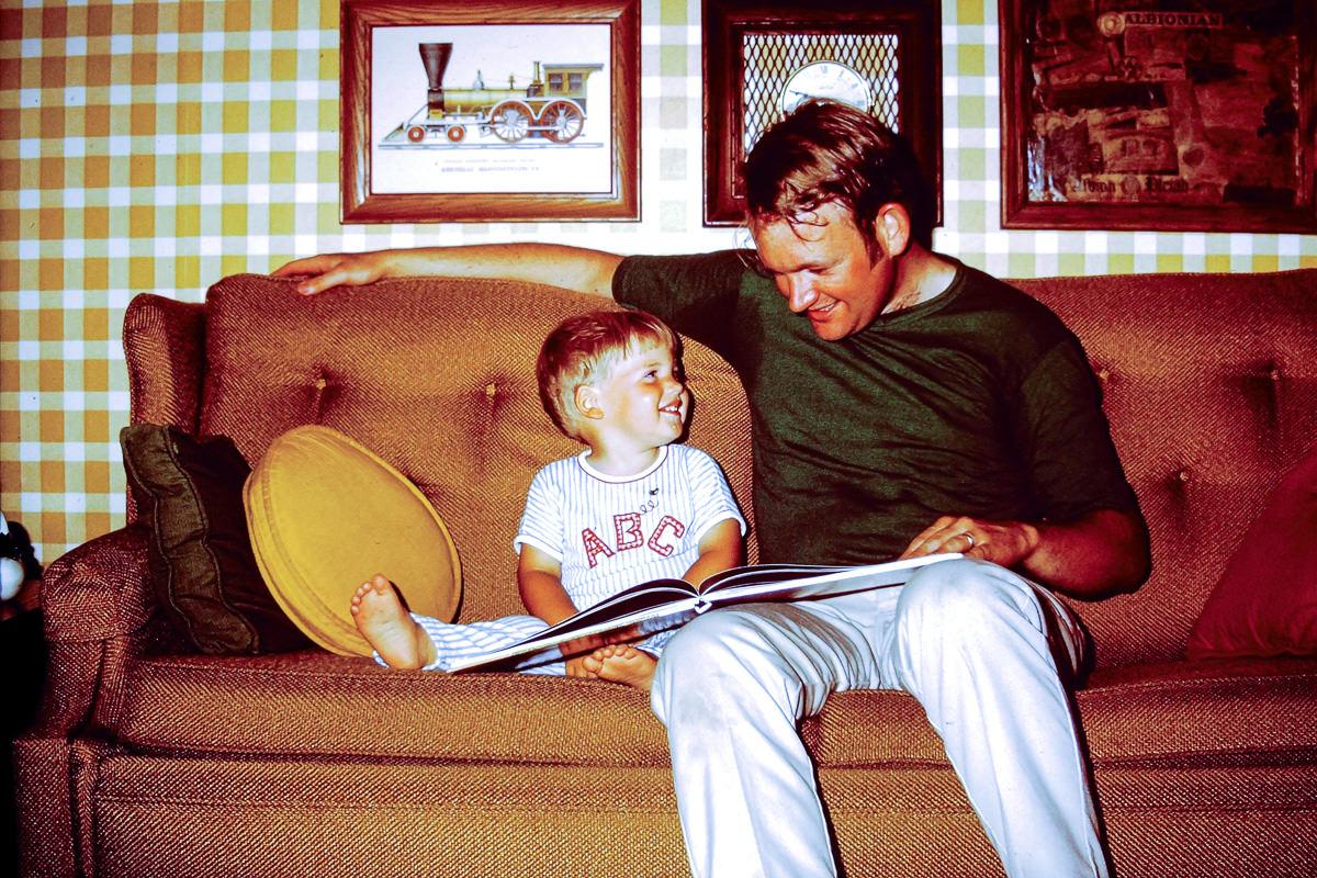 September 1970: Doug, Bill