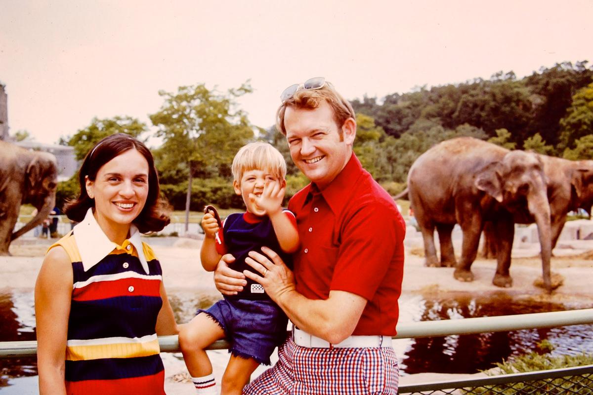 Milwaukee 1973: Jan, Doug, Bill