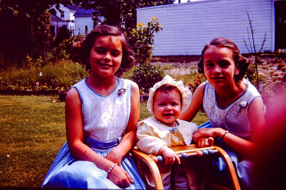 Mary Lou, Susie, Jan
