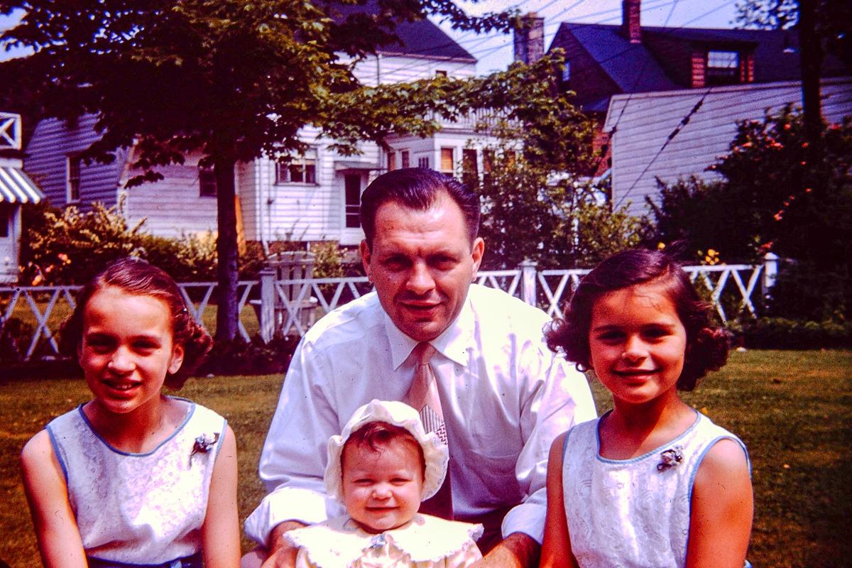 Jan, Susie, George, Mary Lou