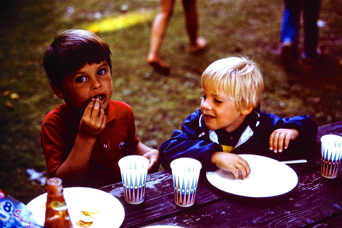 Walloon Lake 1974: Dickey, Doug