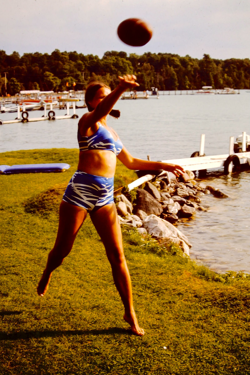 Walloon Lake 1974: Sandy