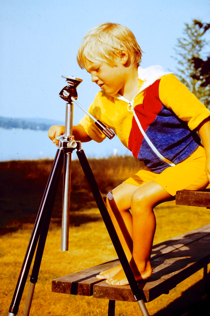 Walloon Lake 1974: Doug