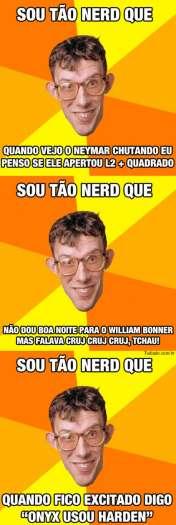 Sou tão nerd que (#2) 11
