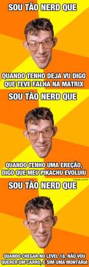 Sou tão nerd que (#2) 12