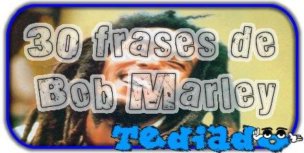 30 frases de Bob Marley 2