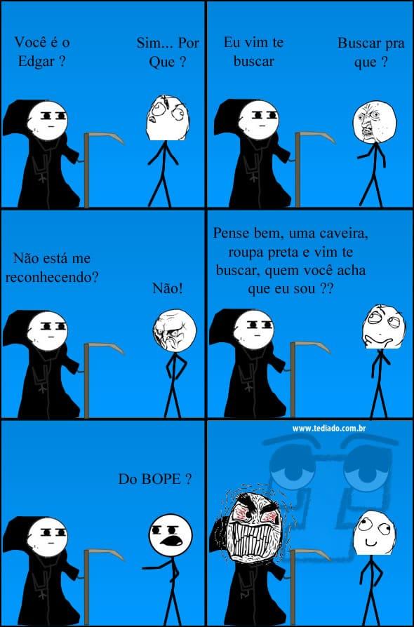 A morte! 4