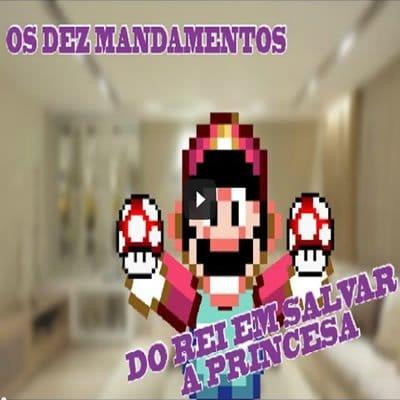 10 Mandamentos do rei em salvar a princesa 23