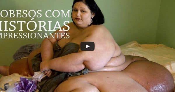 4 Obesos com Histórias Impressionantes - Diário do Curioso 4