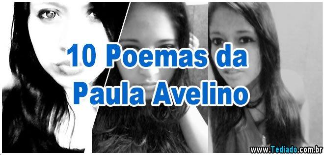 10 Poemas da Paula Avelino 13