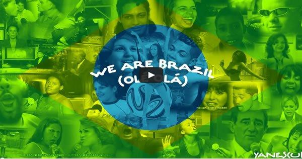 Brazilian All Stars - We Are Brazil (Olá Olé) 5