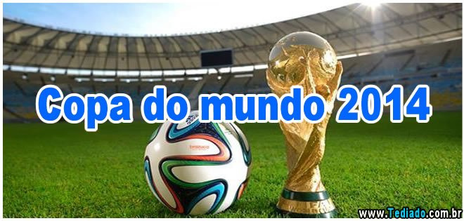 Copa do mundo 2014 6