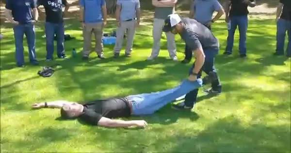 Como os ninjas carregar seus amigos bêbado 2