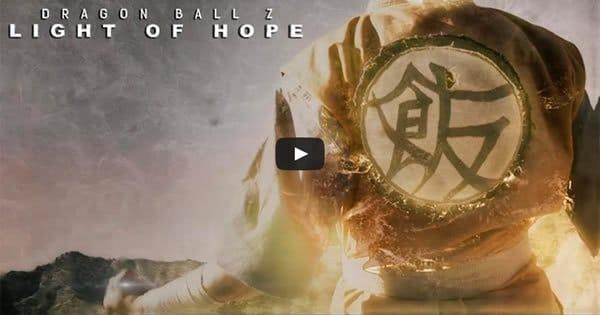 Dragon Ball Z: Light of Hope 8
