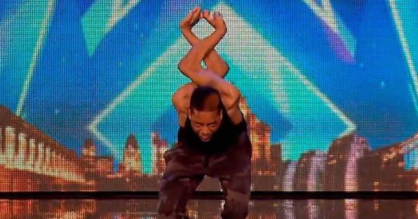 Mais um grande talento no Britain's Got Talent 8