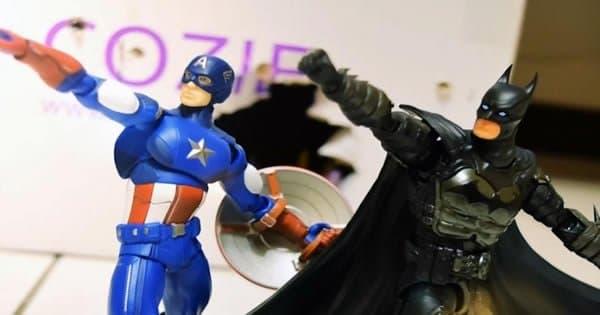 Stop motion - Batman Vs Coringa 4