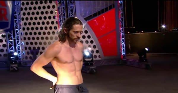 Isaac Caldiero o primeiro a zerar a competição American Ninja Warrior 6