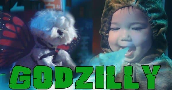 Momento Cut Cut #20 - Godzilla 4