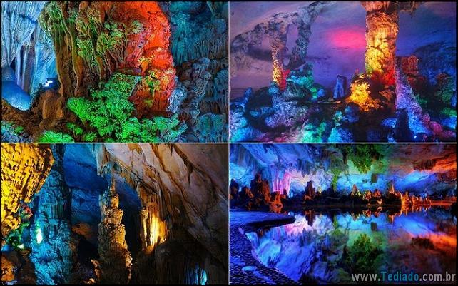 20 lugares fabulosos em todo o mundo, vai encantá à primeira vista 8