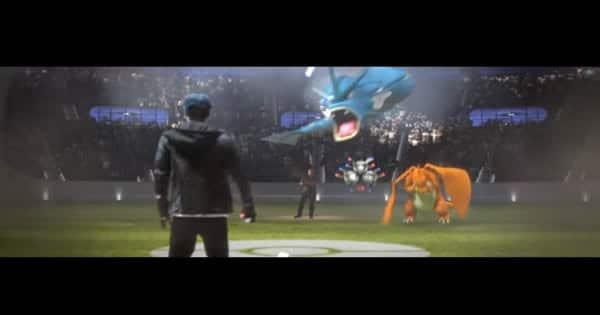 Novo comercial do Pokemon para celebrar os 20 anos 2