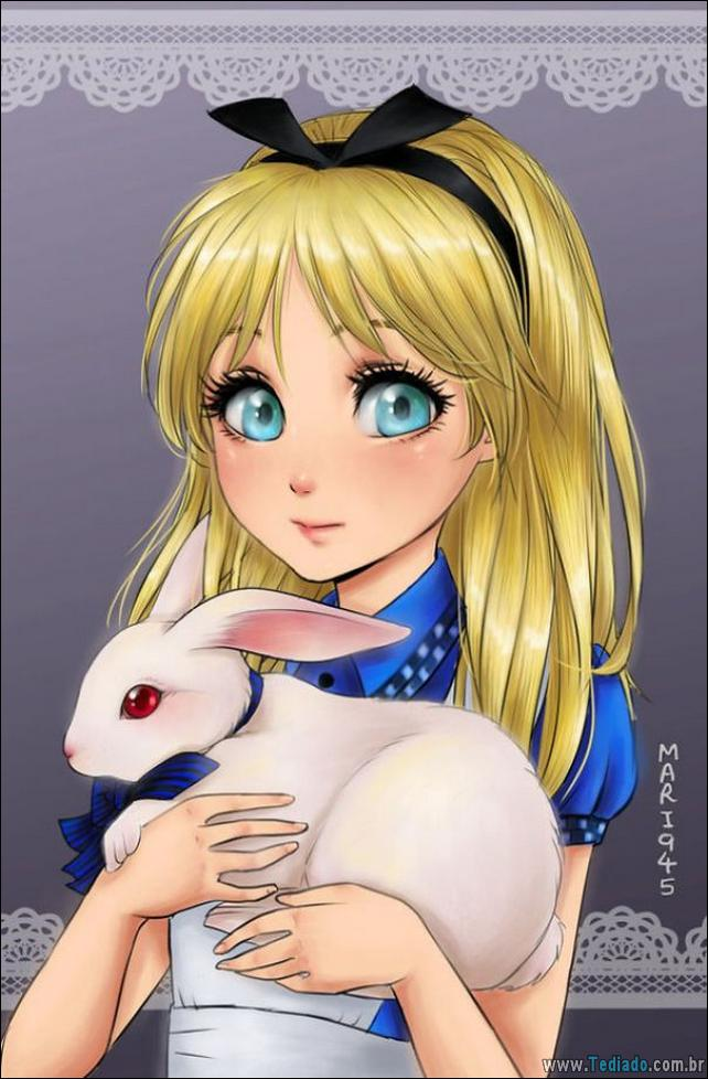 princesas-da-disney-anime-12