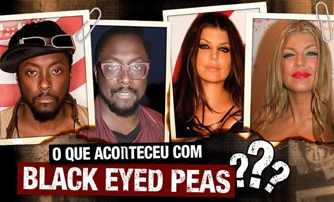 O que aconteceu com o Black Eyed Peas? 4