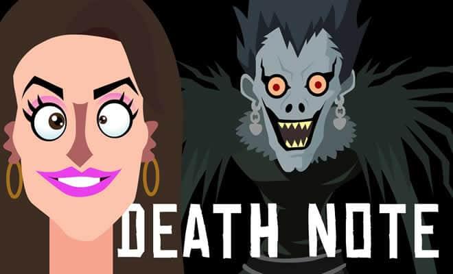 Death Note - CarneMoídaTV 4