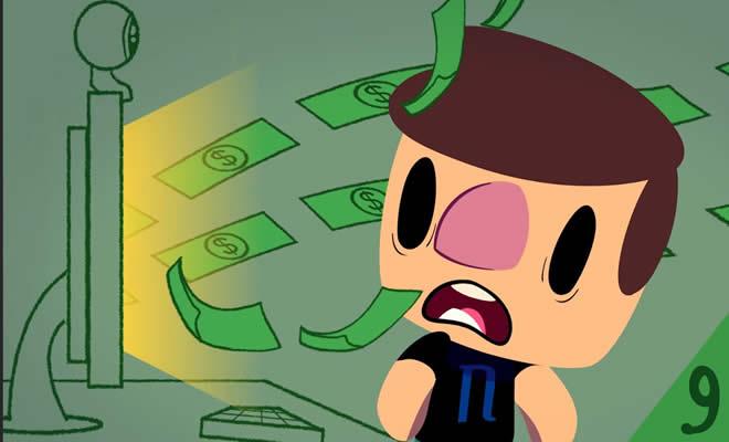 Animatoons 9 - Como ganhar dinheiro no Youtube 4