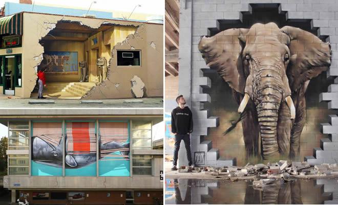 25 exemplos incrível de arte de rua em todo o mundo 4