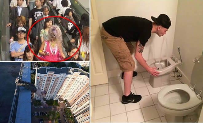 A estupidez é realmente forte com essas pessoas (23 fotos) 4