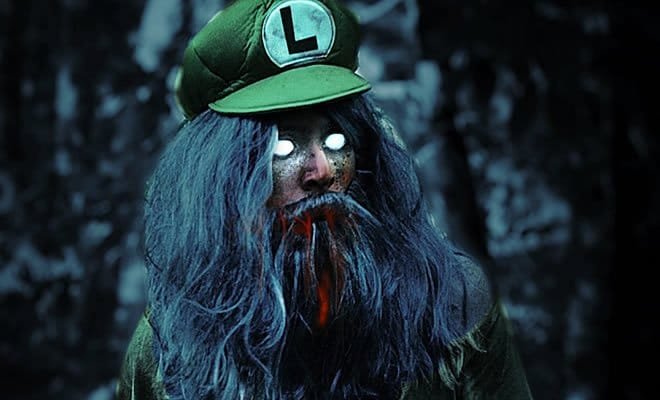 Super Mario: Underworld 4