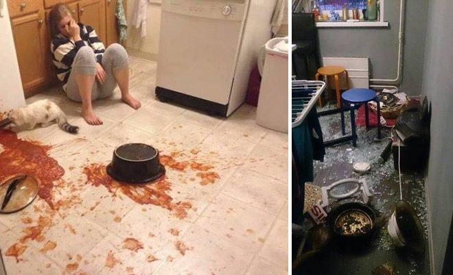 Os piores momentos em cozinhar (32 fotos) 3