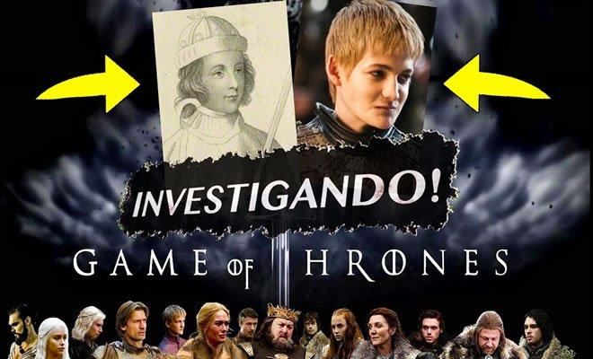A grande inspiração de Game of Thrones? 2