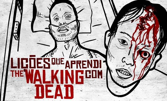 Lições que aprendi com The Walking Dead 3