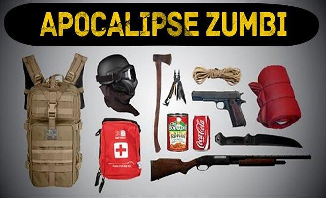 Top 10 coisas para o Apocalipse Zumbi 5
