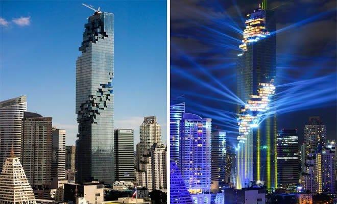 30 Edifícios com um design incomuns pelo mundo 36