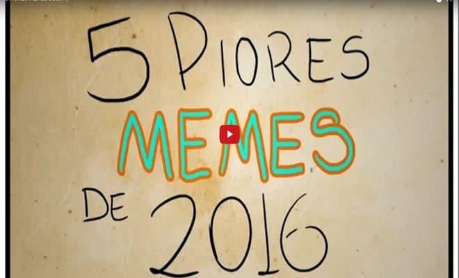 5 piores memes de 2016 2