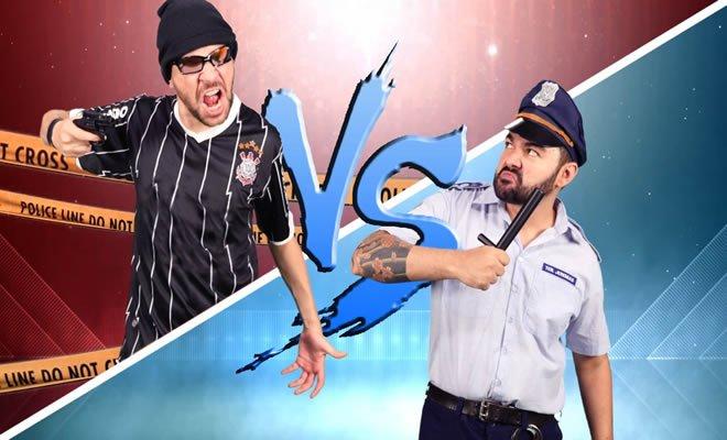 Batalha de rap: Bandido Vs Policial 3