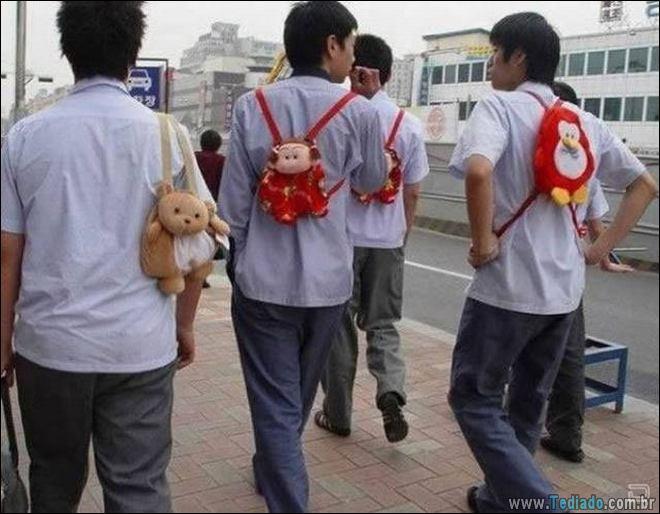 Japão local de coisas diferentes (28 fotos) 15