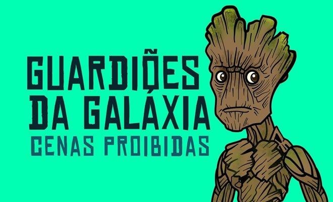 Guardiões da Galáxia - CarneMoidaTV 3