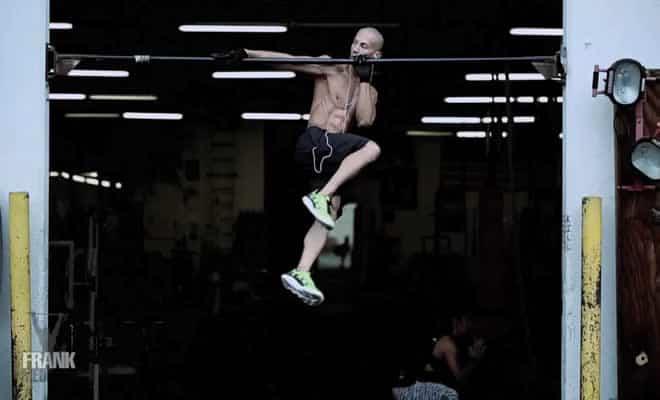 Frank Medrano um atleta vegano, veja no que ele é capaz de fazer 3