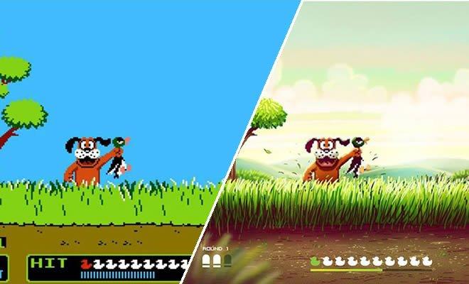 Um toque moderno em jogos clássicos do Nintendo (5 fotos) 1