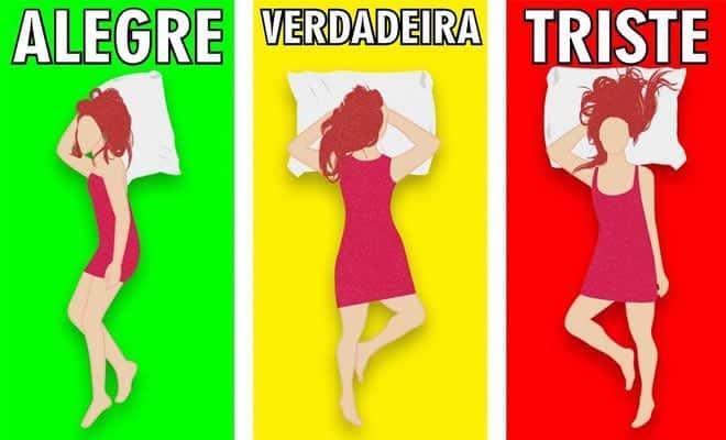 A posição que você dorme diz muito sobre você 6
