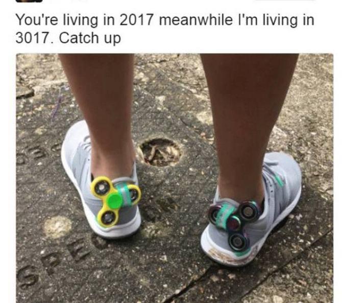 Algumas pessoas já não vivem no presente estão longe no futuro! (25 fotos) 13