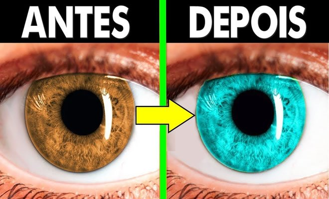 Este vídeo fará o seu olho mudar de cor 2