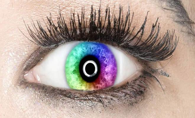 Você faz parte do 1% da população que pode ver todo o espectro de cores? Descubra! 1