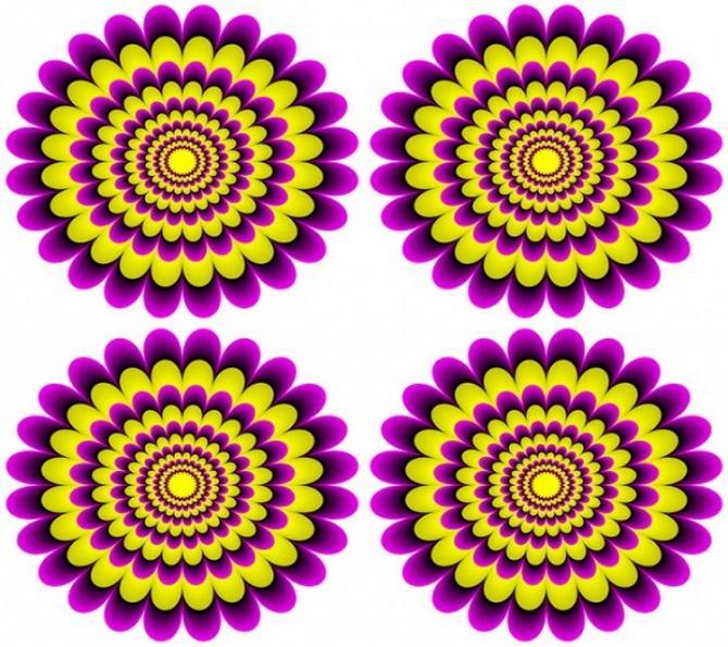 7 Ilusões de óptica vão definir seu nível de estresse 3