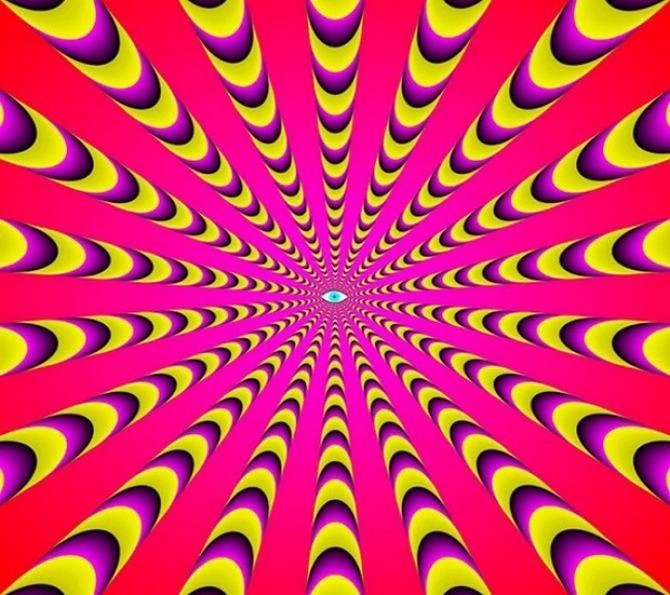 7 Ilusões de óptica vão definir seu nível de estresse 7