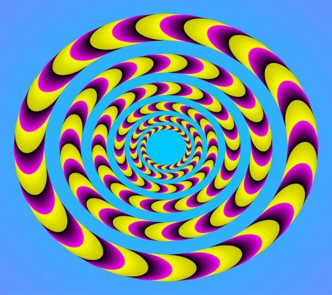 7 Ilusões de óptica vão definir seu nível de estresse 8